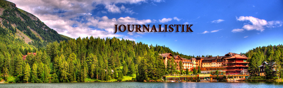 Journalistik – front page slider